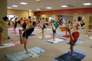Nikrab Yoga Class