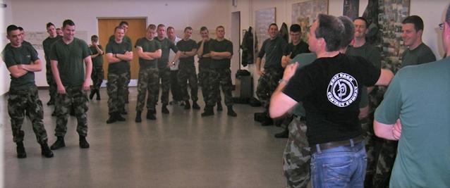 Teaching Army